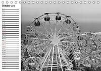 Barcelona Schwarz / Weiß Impressionen (Tischkalender 2019 DIN A5 quer) - Produktdetailbild 10