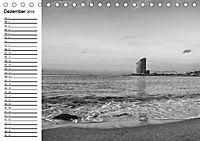 Barcelona Schwarz / Weiß Impressionen (Tischkalender 2019 DIN A5 quer) - Produktdetailbild 12