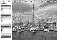 Barcelona Schwarz / Weiß Impressionen (Tischkalender 2019 DIN A5 quer) - Produktdetailbild 4