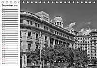 Barcelona Schwarz / Weiß Impressionen (Tischkalender 2019 DIN A5 quer) - Produktdetailbild 9