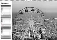 Barcelona Schwarz / Weiß Impressionen (Wandkalender 2019 DIN A3 quer) - Produktdetailbild 10