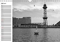 Barcelona Schwarz / Weiß Impressionen (Wandkalender 2019 DIN A4 quer) - Produktdetailbild 7