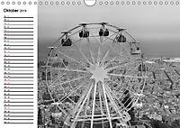 Barcelona Schwarz / Weiß Impressionen (Wandkalender 2019 DIN A4 quer) - Produktdetailbild 10