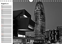 Barcelona Schwarz / Weiß Impressionen (Wandkalender 2019 DIN A4 quer) - Produktdetailbild 8