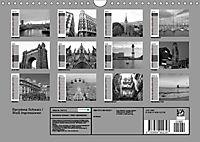 Barcelona Schwarz / Weiß Impressionen (Wandkalender 2019 DIN A4 quer) - Produktdetailbild 13