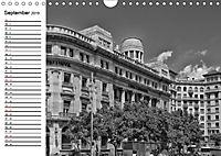 Barcelona Schwarz / Weiß Impressionen (Wandkalender 2019 DIN A4 quer) - Produktdetailbild 9