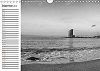 Barcelona Schwarz / Weiß Impressionen (Wandkalender 2019 DIN A4 quer) - Produktdetailbild 12
