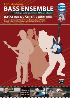 Bass Ensemble, m. 1 DVD-ROM plus, Eddi Andreas