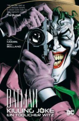 Batman: Killing Joke - Ein tödlicher Witz, Alan Moore, Brian Bolland