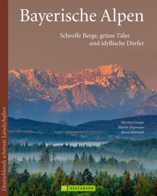 Bayerische Alpen, Martina Gorgas, Martin Siepmann, Bernd Römmelt