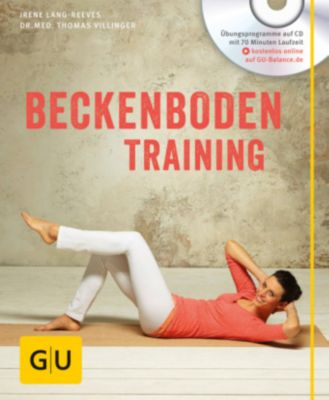 Beckenboden-Training, m. Audio-CD, Irene Lang-Reeves, Thomas Villinger