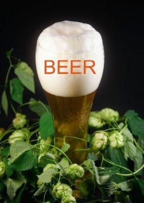 Beer / UK-Version (Poster Book DIN A2 Portrait), Thomas Jäger