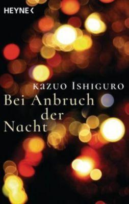 Bei Anbruch der Nacht, Kazuo Ishiguro
