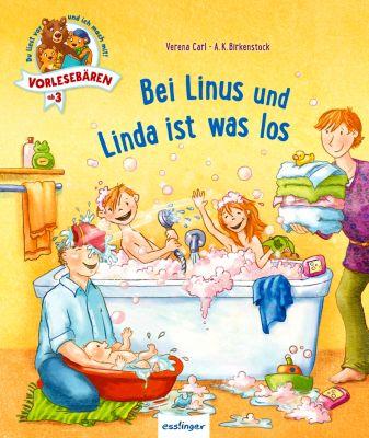 Bei Linus und Linda ist was los, Verena Carl