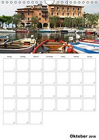 Bellissimo Lago di Garda (Wandkalender 2018 DIN A4 hoch) - Produktdetailbild 10