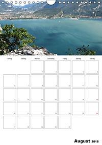 Bellissimo Lago di Garda (Wandkalender 2018 DIN A4 hoch) - Produktdetailbild 8