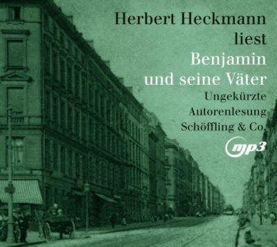 Benjamin und seine Väter, 2 MP3-CDs, Herbert Heckmann