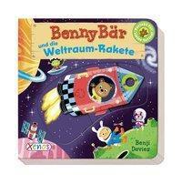 Benny Bär und die Weltraum-Rakete, Benji Davies