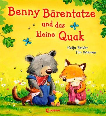 Benny Bärentatze und das kleine Quak, Katja Reider, Tim Warnes