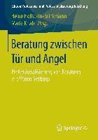 Beratung zwischen Tür und Angel