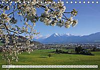 Bergblicke der Schweiz (Tischkalender 2018 DIN A5 quer) - Produktdetailbild 4