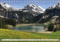 Bergblicke der Schweiz (Tischkalender 2018 DIN A5 quer) - Produktdetailbild 5