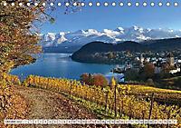 Bergblicke der Schweiz (Tischkalender 2018 DIN A5 quer) - Produktdetailbild 10