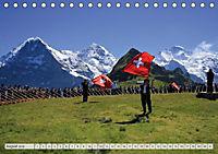 Bergblicke der Schweiz (Tischkalender 2018 DIN A5 quer) - Produktdetailbild 8