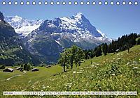 Bergblicke der Schweiz (Tischkalender 2018 DIN A5 quer) - Produktdetailbild 6