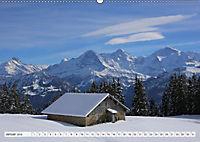 Bergblicke der Schweiz (Wandkalender 2018 DIN A2 quer) - Produktdetailbild 1