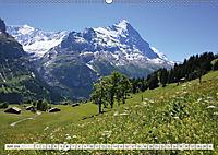 Bergblicke der Schweiz (Wandkalender 2018 DIN A2 quer) - Produktdetailbild 6