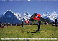 Bergblicke der Schweiz (Wandkalender 2018 DIN A2 quer) - Produktdetailbild 8