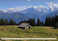 Bergblicke der Schweiz (Wandkalender 2018 DIN A2 quer) - Produktdetailbild 9