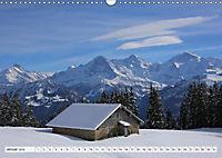 Bergblicke der Schweiz (Wandkalender 2018 DIN A3 quer) - Produktdetailbild 1