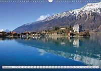 Bergblicke der Schweiz (Wandkalender 2018 DIN A3 quer) - Produktdetailbild 2