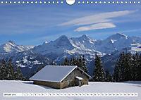 Bergblicke der Schweiz (Wandkalender 2018 DIN A4 quer) - Produktdetailbild 1