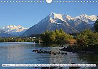 Bergblicke der Schweiz (Wandkalender 2018 DIN A4 quer) - Produktdetailbild 3