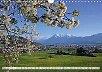 Bergblicke der Schweiz (Wandkalender 2018 DIN A4 quer) - Produktdetailbild 4