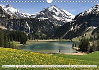 Bergblicke der Schweiz (Wandkalender 2018 DIN A4 quer) - Produktdetailbild 5