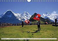 Bergblicke der Schweiz (Wandkalender 2018 DIN A4 quer) - Produktdetailbild 8