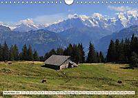 Bergblicke der Schweiz (Wandkalender 2018 DIN A4 quer) - Produktdetailbild 9