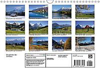 Bergblicke der Schweiz (Wandkalender 2018 DIN A4 quer) - Produktdetailbild 13
