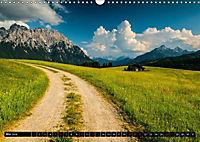 Berge. Wege in die Natur (Wandkalender 2018 DIN A3 quer) Dieser erfolgreiche Kalender wurde dieses Jahr mit gleichen Bil - Produktdetailbild 5