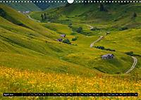 Berge. Wege in die Natur (Wandkalender 2018 DIN A3 quer) Dieser erfolgreiche Kalender wurde dieses Jahr mit gleichen Bil - Produktdetailbild 4