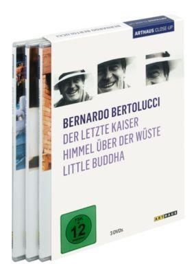 Bernardo Bertolucci, 3 DVD Box, Paul Bowles