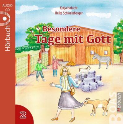 Besondere Tage mit Gott, Audio-CD, Katja Habicht