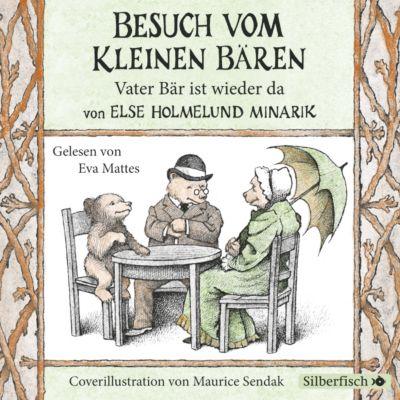 Besuch vom Kleinen Bären / Vater Bär ist wieder da, 1 Audio-CD, Else Holmelund Minarik