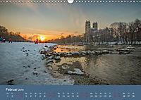 Bezauberndes München - Die bayrische Landeshauptstadt und ihr Umland. (Wandkalender 2018 DIN A3 quer) - Produktdetailbild 2