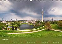 Bezauberndes München - Die bayrische Landeshauptstadt und ihr Umland. (Wandkalender 2018 DIN A3 quer) - Produktdetailbild 5