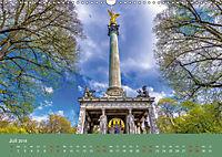 Bezauberndes München - Die bayrische Landeshauptstadt und ihr Umland. (Wandkalender 2018 DIN A3 quer) - Produktdetailbild 7